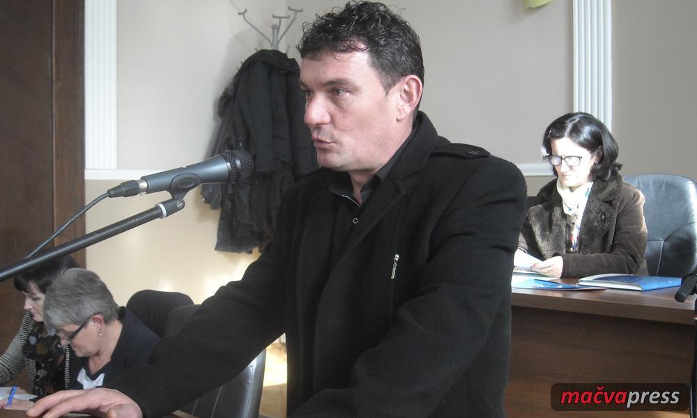 Ilijasevic Macva Press - A. ILIJAŠEVIĆ, PREDSEDNIK SKUPŠTINE OPŠTINE BOGATIĆ - Skupštinska većina još nije kristalno jasna