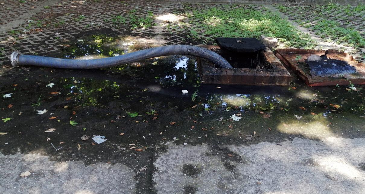 septička jama - cisterne - fekalije - voda